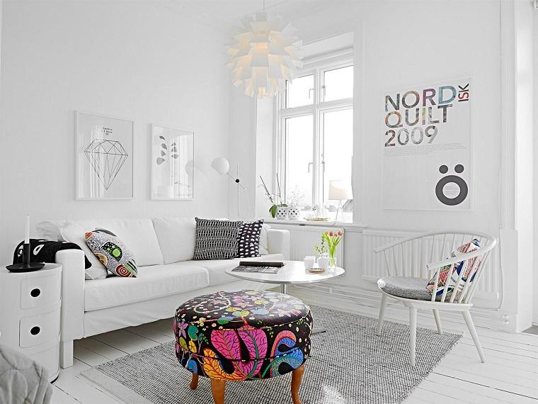 11 complementi d'arredo per decorare le pareti bianche