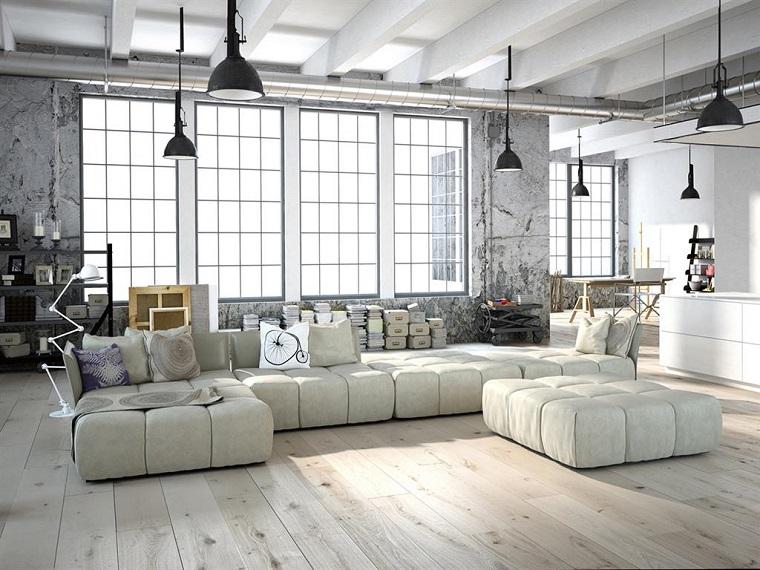 Mobili bianchi per il soggiorno: ecco come creare un ...