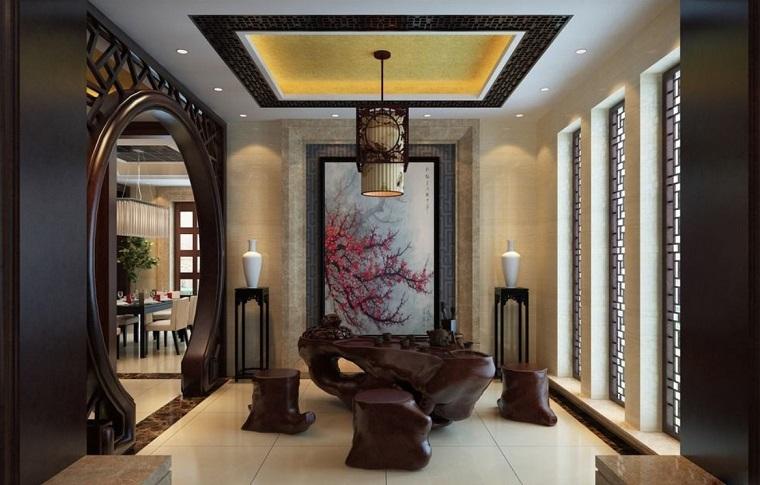 mobili etnici sala the stile cinese