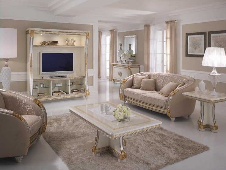 Stile liberty soluzioni chic e raffinate per ogni for Arredare casa stile elegante