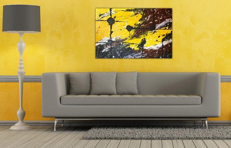 Pareti colorate: come personalizzare living e camere da letto con originalità - Archzine.it