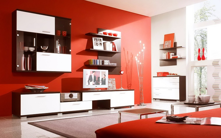Pareti colorate: come personalizzare living e camere da ...