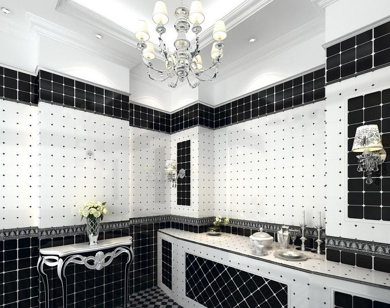 Piastrelle bagno le soluzioni pi innovative per for Piastrelle bagno bianche lucide