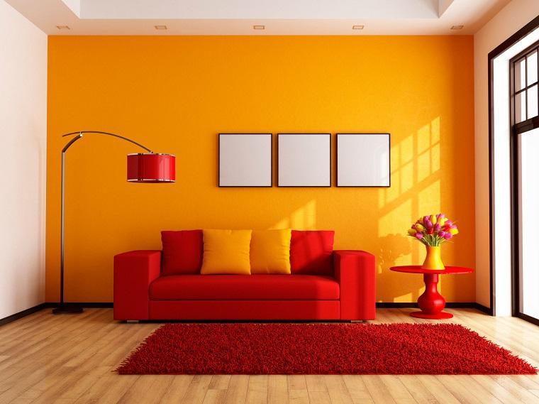 Idee Per Pitturare La Sala.Pitturare Casa I Colori Le Ultime Tendenze E Le