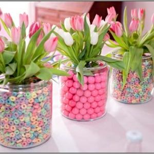 Primavera - suggerimenti particolari per decorazioni mozzafiato