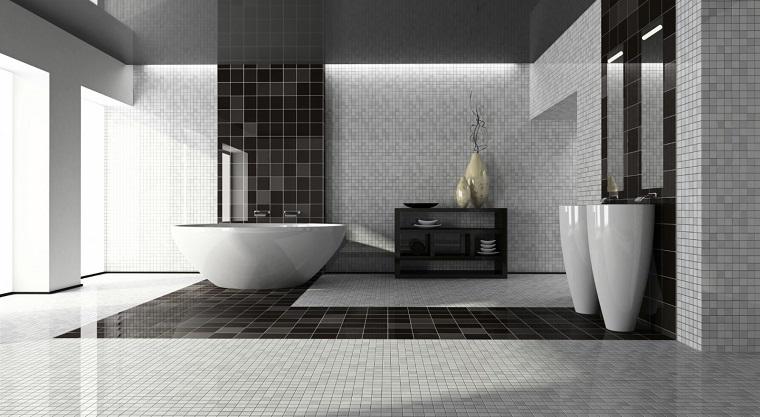 proposta stile minimal arredare bagno