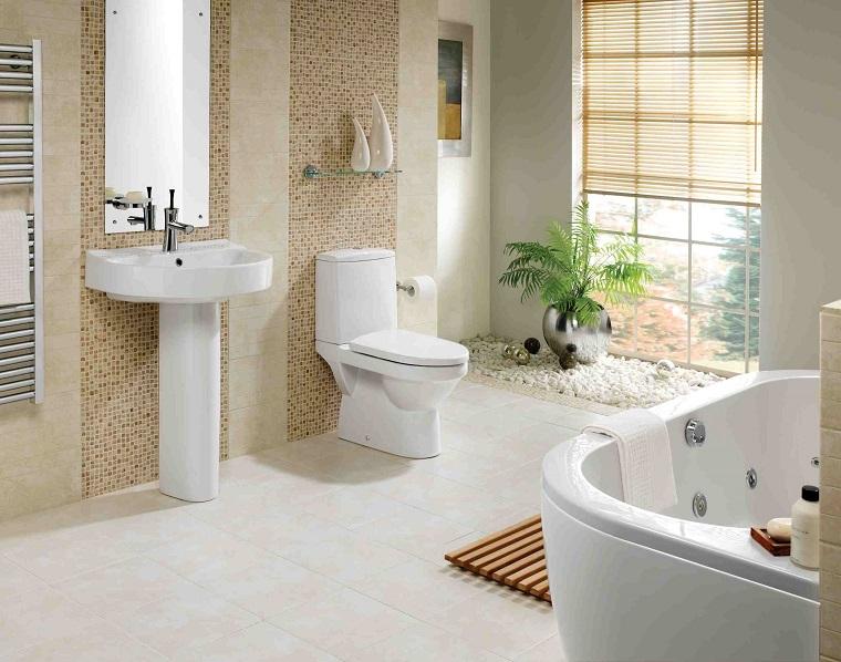 Bagno Beige E Marrone : Piastrelle bagno beige e marrone latest free bagni bianchi e