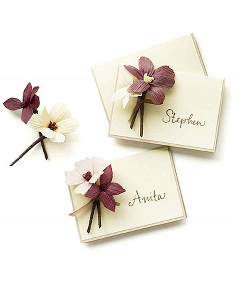 Семейном счастье, рассадочные открытки для гостей