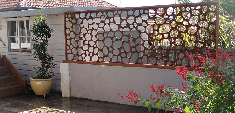 Separ da giardino alcune idee belle e funzionali per - Separe da esterno ...