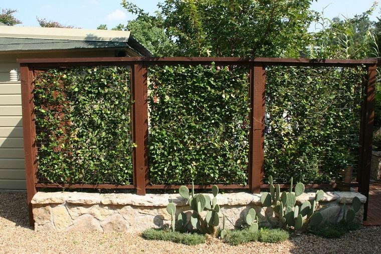 Separ da giardino alcune idee belle e funzionali per for Soluzioni per zanzare giardino