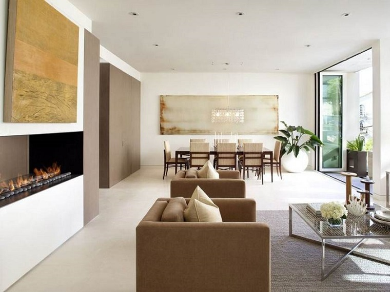 Urban style di arredamento tante idee per un interior design metropolitano for Soggiorno arredato