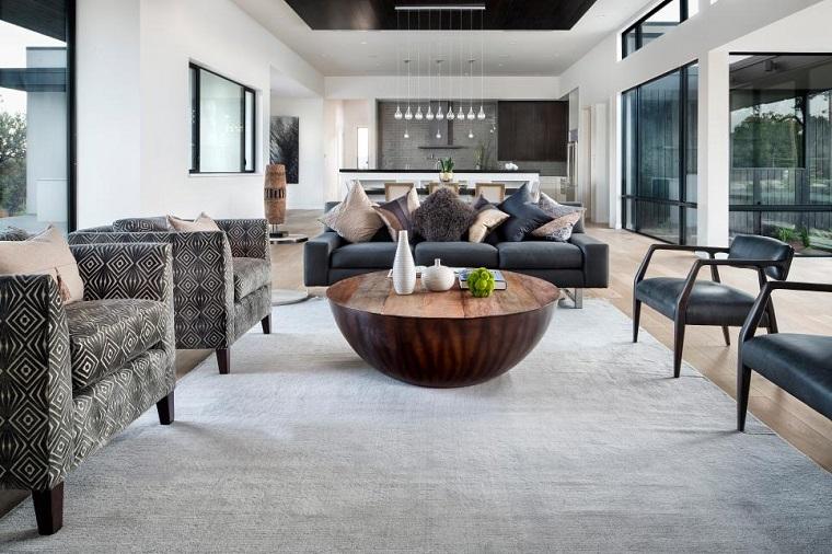 Idee per arredare casa stili tendenze e consigli pratici for Mobili soggiorno particolari