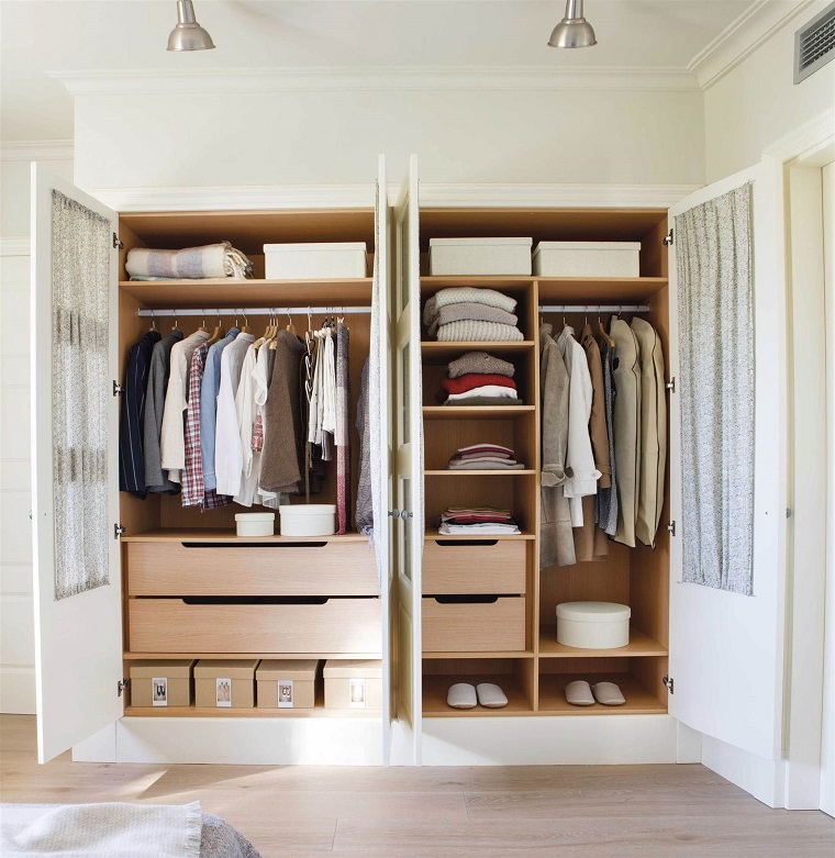 soluzione pratica organizzare meglio guardaroba