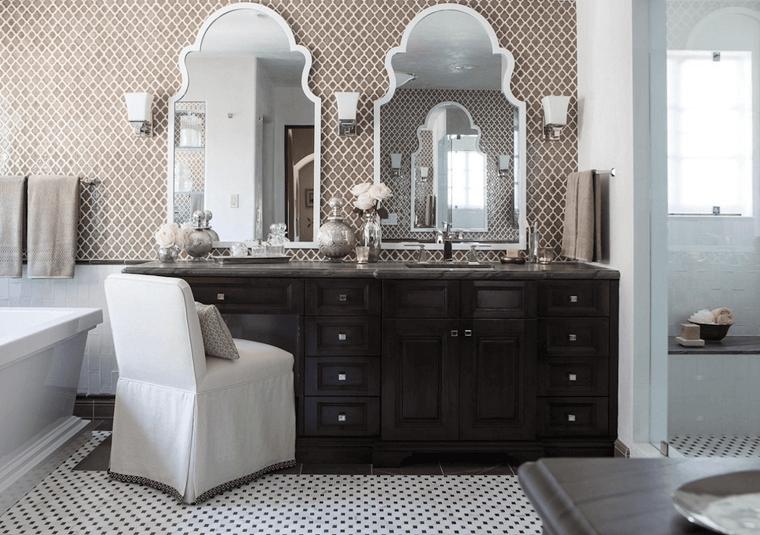 Specchi per bagno idee e soluzioni all 39 avanguardia - Specchi in stile ...