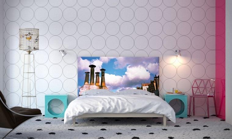 stanze da letto moderne design originale
