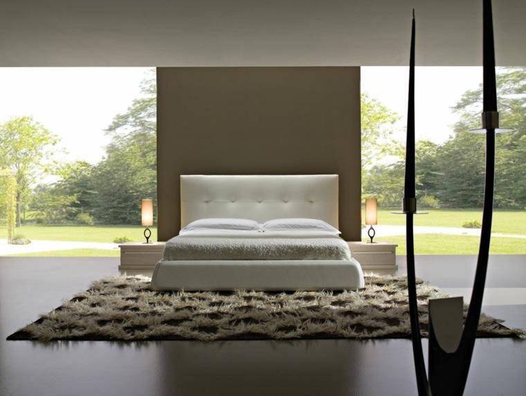 stanze da letto moderne stile particolare