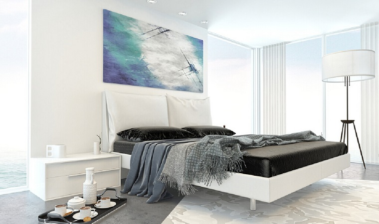Arredamento minimal idee e composizioni per ogni ambiente for Arredamento camera da letto minimal