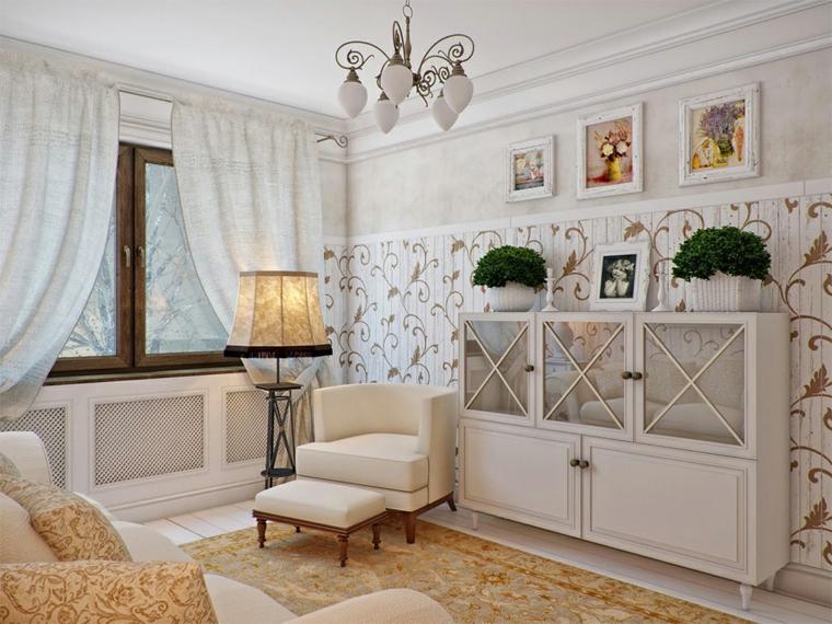 Arredamento stile provenzale lo spirito della provenza in - Arredamento soggiorno stile provenzale ...