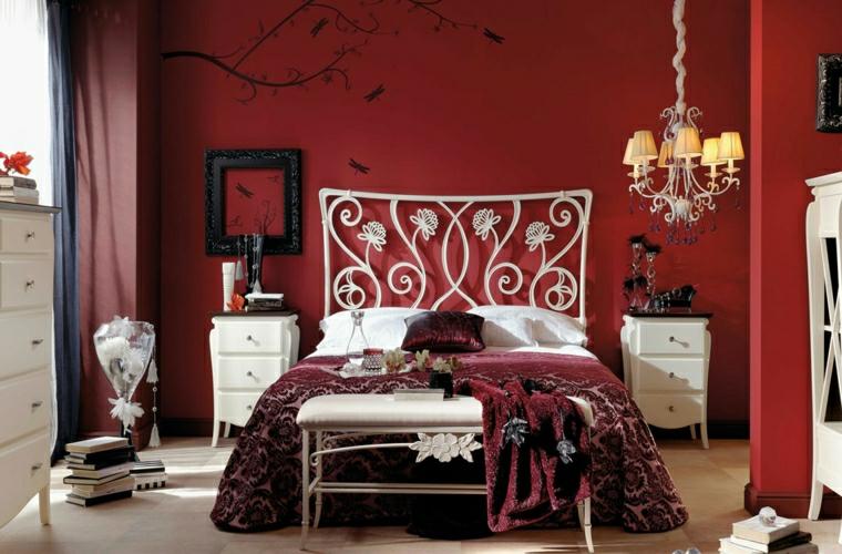 Camere da letto provenzali alcune idee molto chic per la for Stanza da letto matrimoniale