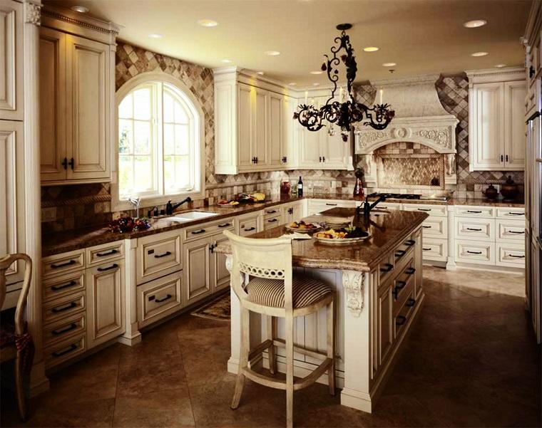 Arredamento rustico 24 idee calde ed accoglienti per ogni stanza della casa - Cucina stile rustico ...