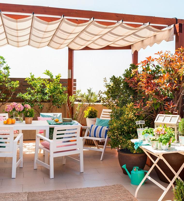 Best Terrazze Arredate Pictures - Idee Arredamento Casa & Interior ...