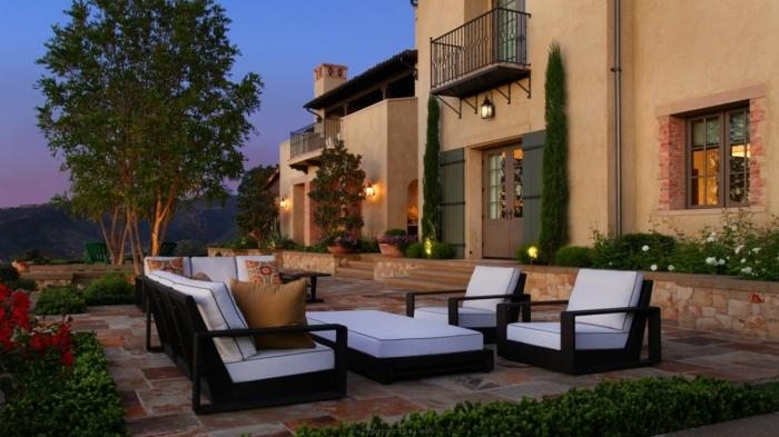 terrazzi idea semplice originale stile moderno