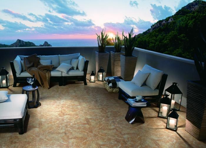 terrazzi proposta particolare angolo outdoor originale