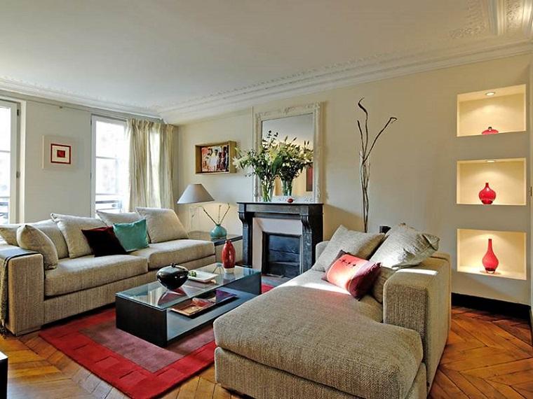 Urban style di arredamento tante idee per un interior for Arredamento zona giorno