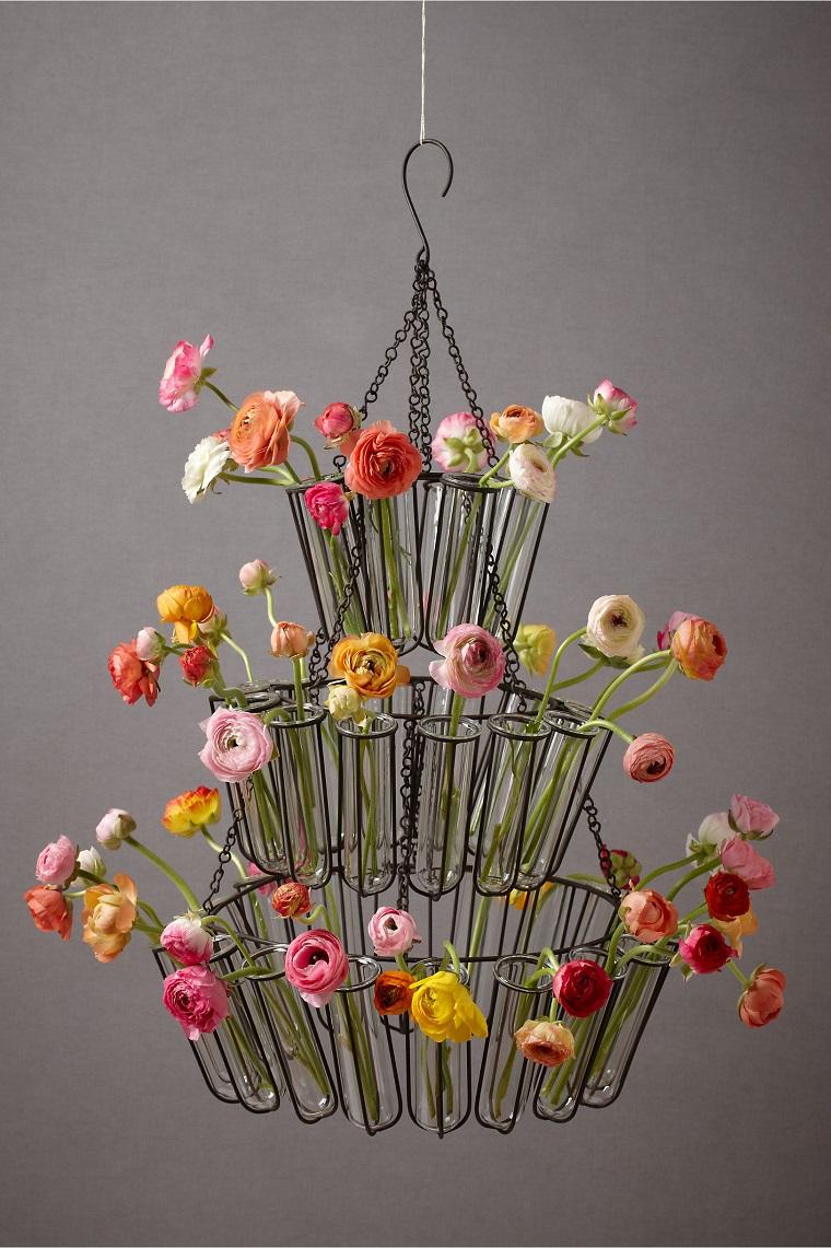 Addobbi di primavera fiori colori e fantasia per for Addobbi casa fai da te
