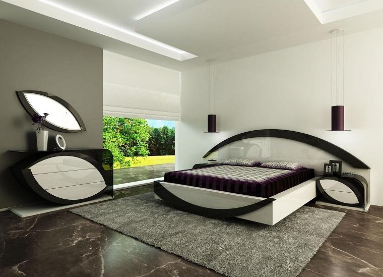 arredamenti moderni idea camera letto