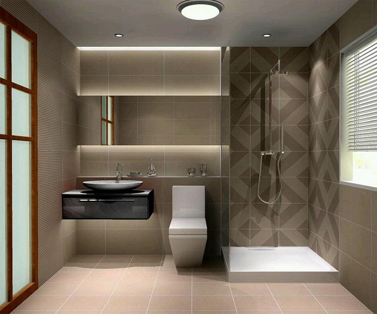 Bagno moderno: 100 idee e soluzioni di design per un ambiente ...