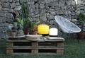 Arredamento con bancali di legno: 24 idee per la casa con i pallet