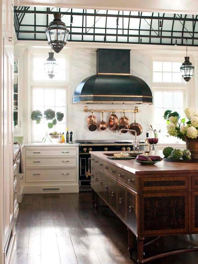 Cucine vintage 24 idee di arredamento ispirate al passato - Cucina stile vintage ...