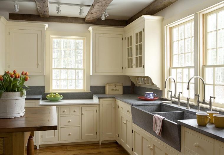 Cucine vintage: 24 idee di arredamento ispirate al passato - Archzine.it
