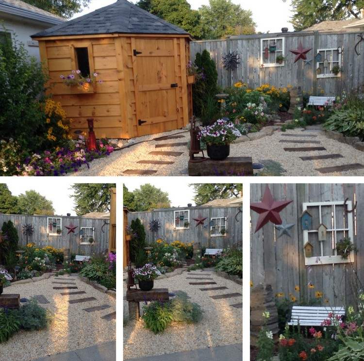 arredamento giardino idee originali interessanti