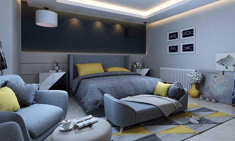 Stanza da letto 12 modi arredare la zona notte con un design moderno - Camera da letto arredamento moderno ...