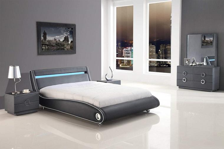 arredamento moderno camera letto design