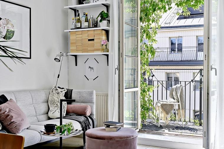Arredare balcone 24 suggerimenti per creare un outdoor for Suggerimenti per arredare casa