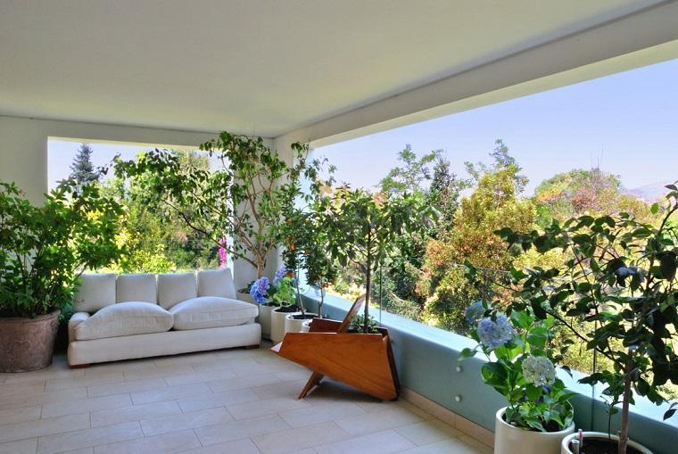 Best Come Arredare Un Terrazzo Con Piante Gallery - Amazing Design ...