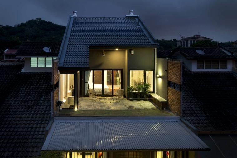 arredare balcone idea originale angolo outdoor