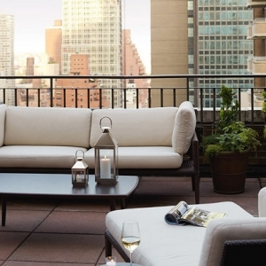 Arredo terrazzi 30 soluzioni anche per uno spazio dalle - Arredo terrazzi e balconi ...
