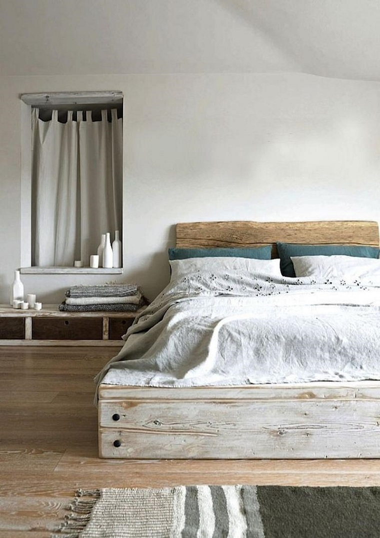 arredare con i pallet letto originale