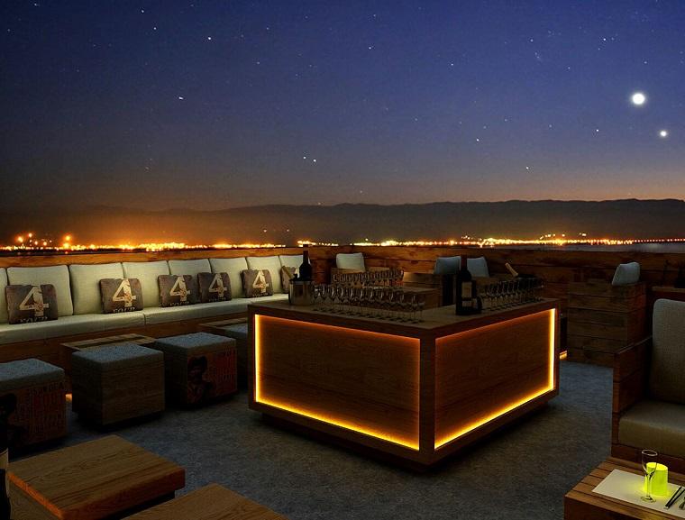 Illuminazione terrazzo esterno: illuminazione per esterni