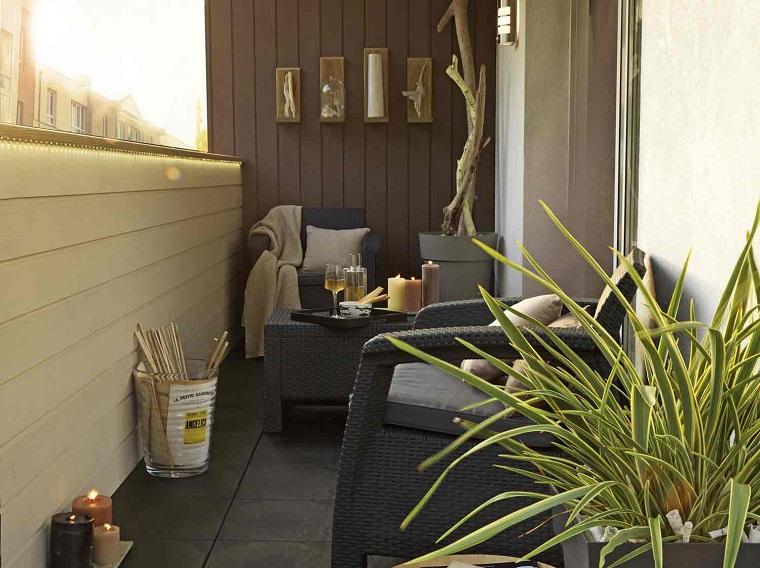 Arredare terrazzo suggerimenti originali per il vostro for Arredare piccolo terrazzo