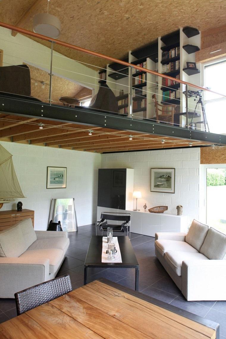 Monolocale con soppalco un tocco originale per il vostro interior design - Mobili per monolocale ...