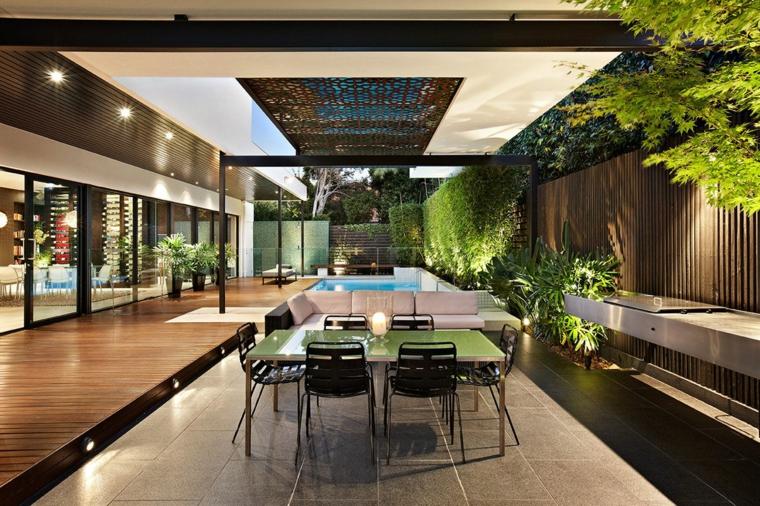 arredo balcone proposta mozzafiato area outdoor