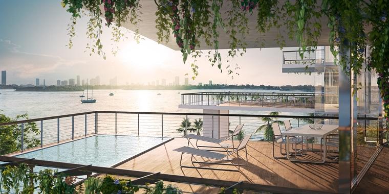 arredo balcone suggerimento interessante arredo design moderno