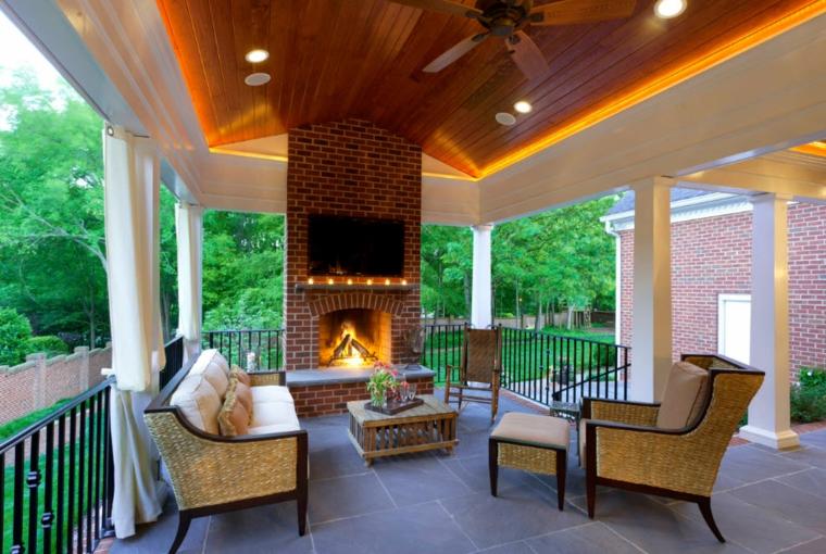 arredo balcone suggerimento mozzafiato design moderno
