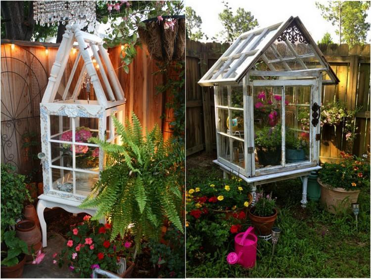 arredo giardino suggerimento decorativo originale