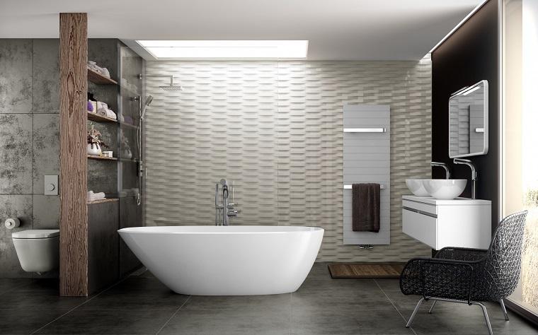 Bagni design pronti a sognare con composizioni mozzafiato - Sognare vasca da bagno ...